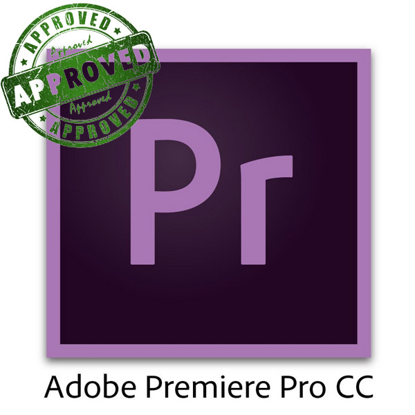 adobe premiere Pro CC approved
