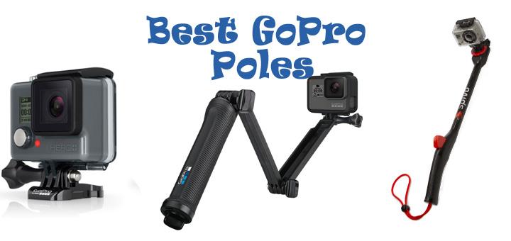 top 6 gopro poles what 39 s the best selfie stick. Black Bedroom Furniture Sets. Home Design Ideas